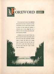 Page 7, 1933 Edition, University of Florida - Tower Seminole Yearbook (Gainesville, FL) online yearbook collection