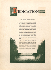 Page 8, 1933 Edition, University of Florida - Tower Seminole Yearbook (Gainesville, FL) online yearbook collection