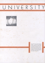 Page 14, 1934 Edition, University of Florida - Tower Seminole Yearbook (Gainesville, FL) online yearbook collection