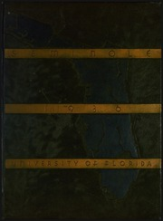 University of Florida - Tower Seminole Yearbook (Gainesville, FL) online yearbook collection, 1936 Edition, Cover