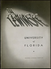 Page 7, 1936 Edition, University of Florida - Tower Seminole Yearbook (Gainesville, FL) online yearbook collection