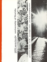University of Florida - Tower / Seminole Yearbook (Gainesville, FL) online yearbook collection, 1970 Edition, Page 3