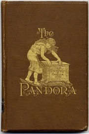 University of Georgia - Pandora Yearbook (Athens, GA) online yearbook collection, 1888 Edition, Cover