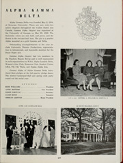 University of Georgia - Pandora Yearbook (Athens, GA) online yearbook collection, 1953 Edition, Page 111