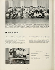University of Georgia - Pandora Yearbook (Athens, GA) online yearbook collection, 1955 Edition, Page 134