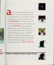 University of Georgia - Pandora Yearbook (Athens, GA) online yearbook collection, 2001 Edition, Page 15