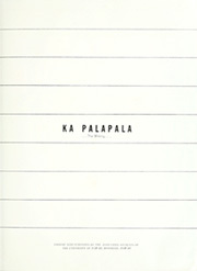 Page 7, 1959 Edition, University of Hawaii Honolulu - Ka Palapala Yearbook (Honolulu, HI) online yearbook collection