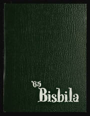 University High School - Bisbila Yearbook (Minneapolis, MN) online yearbook collection, 1965 Edition, Cover