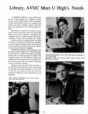 Page 14, 1965 Edition, University High School - Bisbila Yearbook (Minneapolis, MN) online yearbook collection