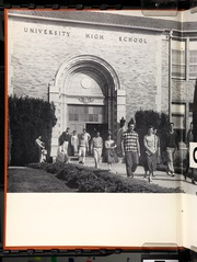 Page 6, 1955 Edition, University High School - Chieftain Yearbook (Los Angeles, CA) online yearbook collection