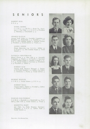 University High School - Tower Yearbook (Carbondale, IL) online yearbook collection, 1941 Edition, Page 13