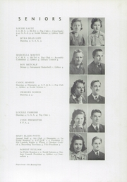University High School - Tower Yearbook (Carbondale, IL) online yearbook collection, 1941 Edition, Page 15