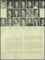 Page 12, 1941 Edition, University High School - U High Hawkeye Yearbook (Iowa City, IA) online yearbook collection
