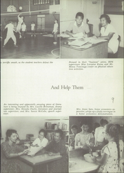 Page 13, 1959 Edition, University High School - Uniki Yearbook (Honolulu, HI) online yearbook collection