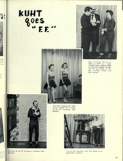 University of Houston - Houstonian Yearbook (Houston, TX) online yearbook collection, 1954 Edition, Page 45