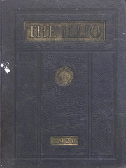 University of Illinois - Illio Yearbook (Urbana Champaign, IL) online yearbook collection, 1929 Edition, Cover