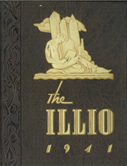 University of Illinois - Illio Yearbook (Urbana Champaign, IL) online yearbook collection, 1941 Edition, Cover
