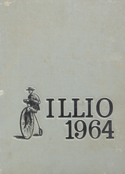 University of Illinois - Illio Yearbook (Urbana Champaign, IL) online yearbook collection, 1964 Edition, Cover