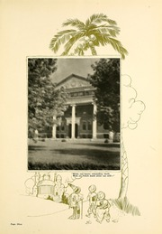 Page 13, 1927 Edition, University of Indianapolis - Oracle Yearbook (Indianapolis, IN) online yearbook collection