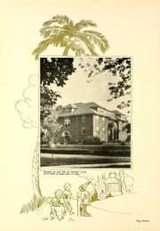 Page 16, 1927 Edition, University of Indianapolis - Oracle Yearbook (Indianapolis, IN) online yearbook collection
