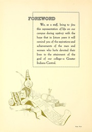 Page 8, 1927 Edition, University of Indianapolis - Oracle Yearbook (Indianapolis, IN) online yearbook collection