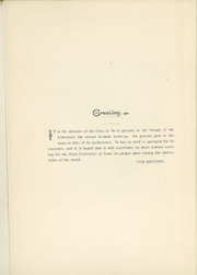 Page 10, 1893 Edition, University of Iowa - Hawkeye Yearbook (Iowa City, IA) online yearbook collection