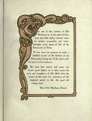 Page 11, 1914 Edition, University of Iowa - Hawkeye Yearbook (Iowa City, IA) online yearbook collection