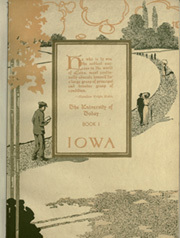 Page 13, 1914 Edition, University of Iowa - Hawkeye Yearbook (Iowa City, IA) online yearbook collection