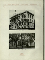 Page 16, 1914 Edition, University of Iowa - Hawkeye Yearbook (Iowa City, IA) online yearbook collection