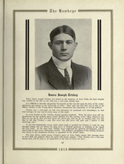University of Iowa - Hawkeye Yearbook (Iowa City, IA) online yearbook collection, 1915 Edition, Page 65