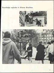 University of Iowa - Hawkeye Yearbook (Iowa City, IA) online yearbook collection, 1966 Edition, Page 13