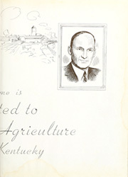 Page 9, 1938 Edition, University of Kentucky - Kentuckian Yearbook (Lexington, KY) online yearbook collection