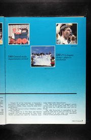 Page 7, 1986 Edition, University of Kentucky - Kentuckian Yearbook (Lexington, KY) online yearbook collection