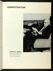 Page 15, 1965 Edition, University of Maine Machias - Washingtonia Yearbook (Machias, ME) online yearbook collection