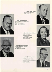 Page 13, 1966 Edition, University of Maine at Portland - Umpire Yearbook (Portland, ME) online yearbook collection