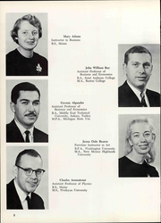 Page 14, 1966 Edition, University of Maine at Portland - Umpire Yearbook (Portland, ME) online yearbook collection