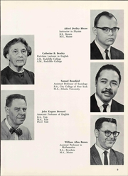 Page 15, 1966 Edition, University of Maine at Portland - Umpire Yearbook (Portland, ME) online yearbook collection