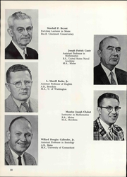 Page 16, 1966 Edition, University of Maine at Portland - Umpire Yearbook (Portland, ME) online yearbook collection