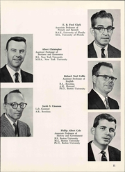 Page 17, 1966 Edition, University of Maine at Portland - Umpire Yearbook (Portland, ME) online yearbook collection