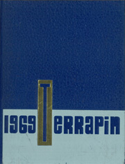 University of Maryland College Park - Terrapin / Reveille Yearbook (College Park, MD) online yearbook collection, 1969 Edition, Cover