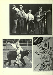 Page 10, 1969 Edition, University of Maryland College Park - Terrapin / Reveille Yearbook (College Park, MD) online yearbook collection