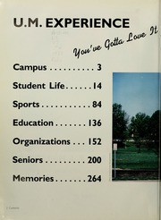 Page 6, 1988 Edition, University of Maryland College Park - Terrapin / Reveille Yearbook (College Park, MD) online yearbook collection