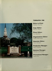Page 7, 1988 Edition, University of Maryland College Park - Terrapin / Reveille Yearbook (College Park, MD) online yearbook collection