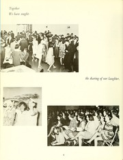 Page 10, 1968 Edition, University of Maryland School of Nursing - Pledge Yearbook (Baltimore, MD) online yearbook collection