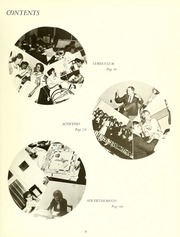 Page 7, 1968 Edition, University of Maryland School of Nursing - Pledge Yearbook (Baltimore, MD) online yearbook collection