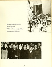 Page 9, 1968 Edition, University of Maryland School of Nursing - Pledge Yearbook (Baltimore, MD) online yearbook collection