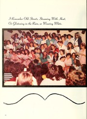 Page 14, 1982 Edition, University of Maryland School of Nursing - Pledge Yearbook (Baltimore, MD) online yearbook collection