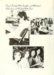 Page 8, 1982 Edition, University of Maryland School of Nursing - Pledge Yearbook (Baltimore, MD) online yearbook collection