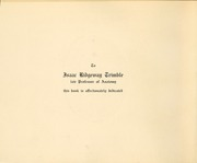 Page 8, 1909 Edition, University of Maryland School of Medicine - Terrae Mariae Medicus (Baltimore, MD) online yearbook collection