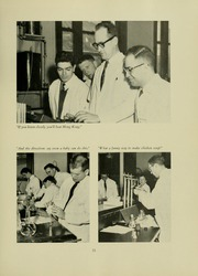 University of Maryland School of Medicine - Terrae Mariae Medicus (Baltimore, MD) online yearbook collection, 1958 Edition, Page 25 of 212